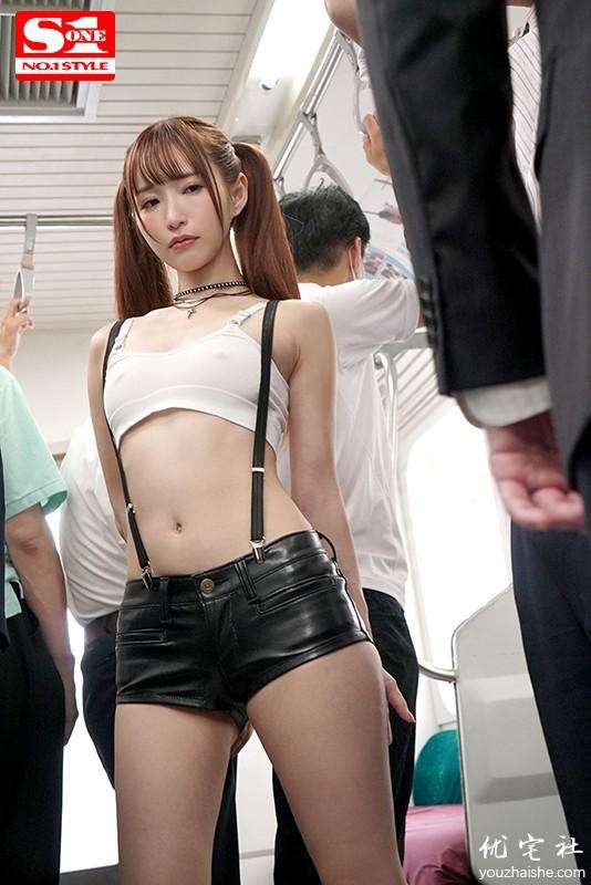 天使萌新作SSNI-630,电车漫画杰作改编 宅男猫 图2