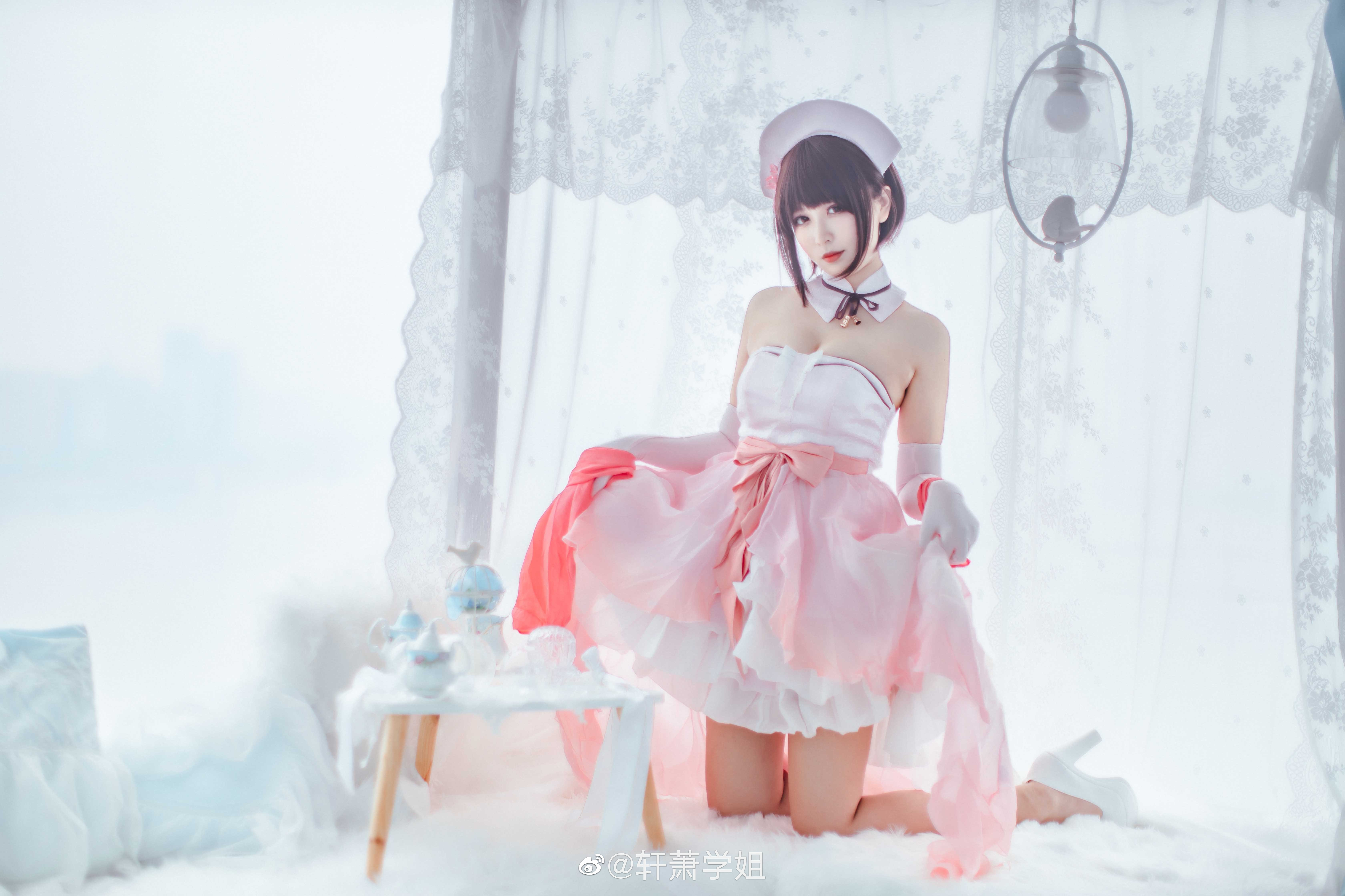 加藤惠cos Cosplay-第5张