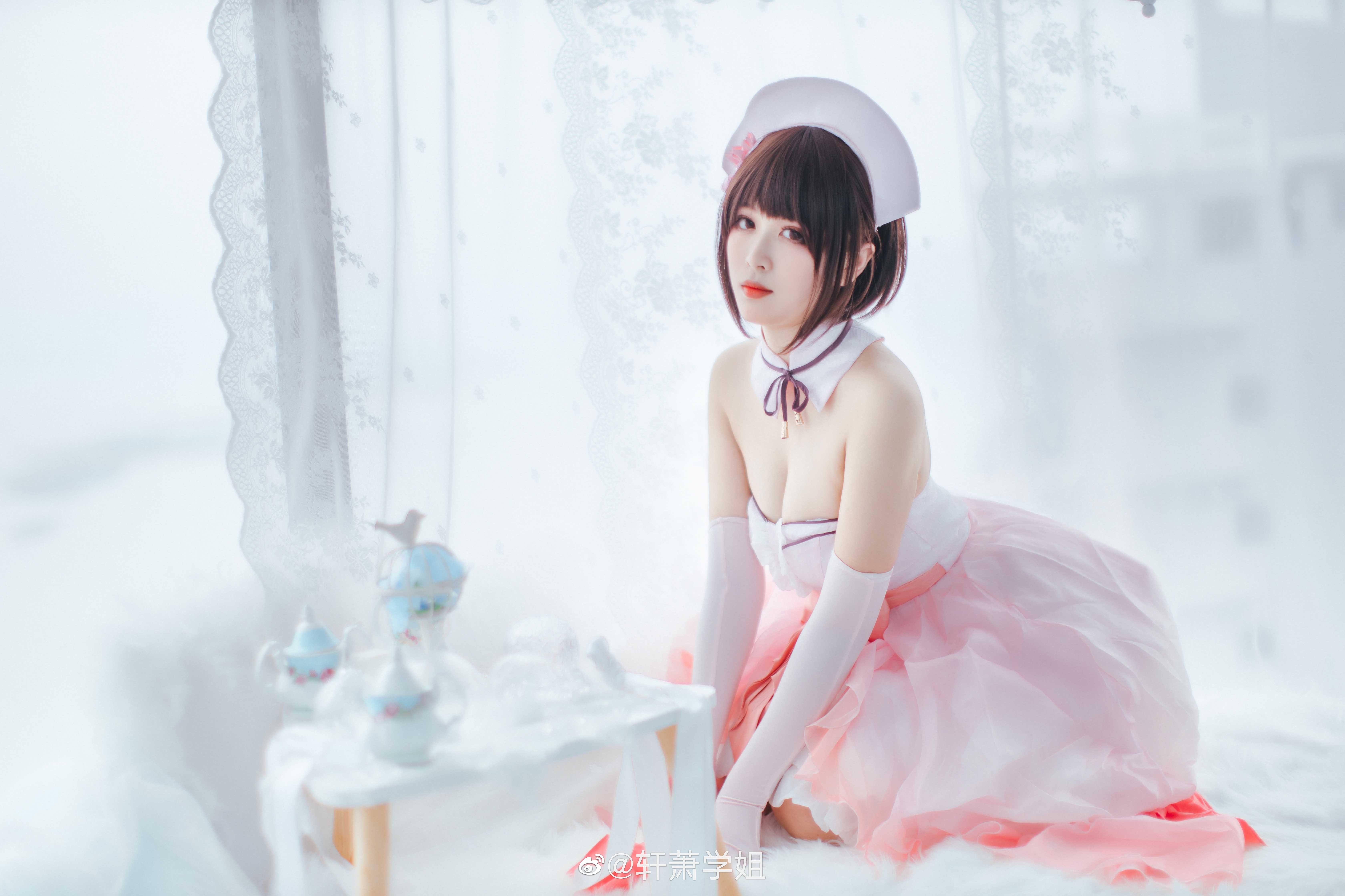 加藤惠cos Cosplay-第6张