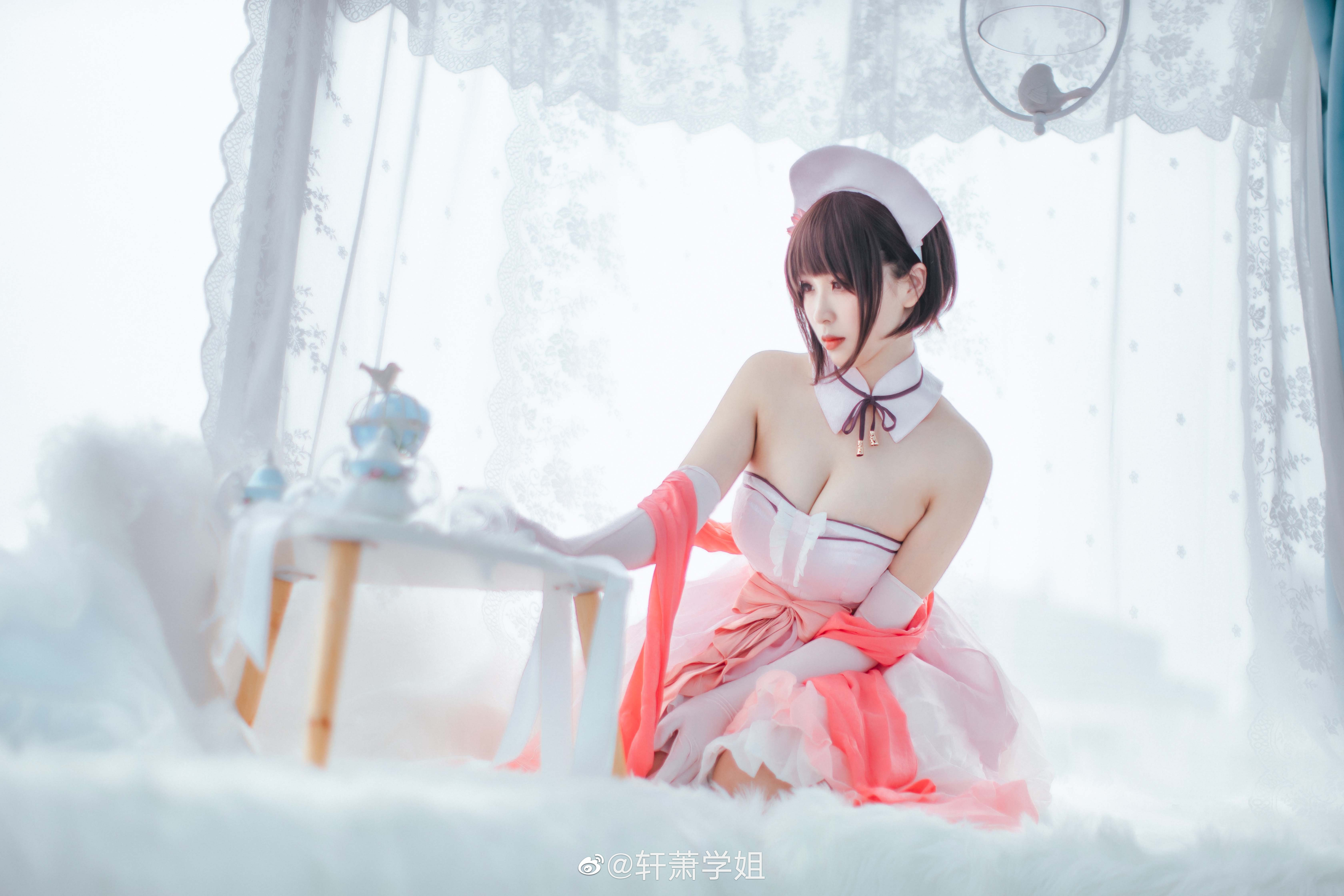加藤惠cos Cosplay-第9张