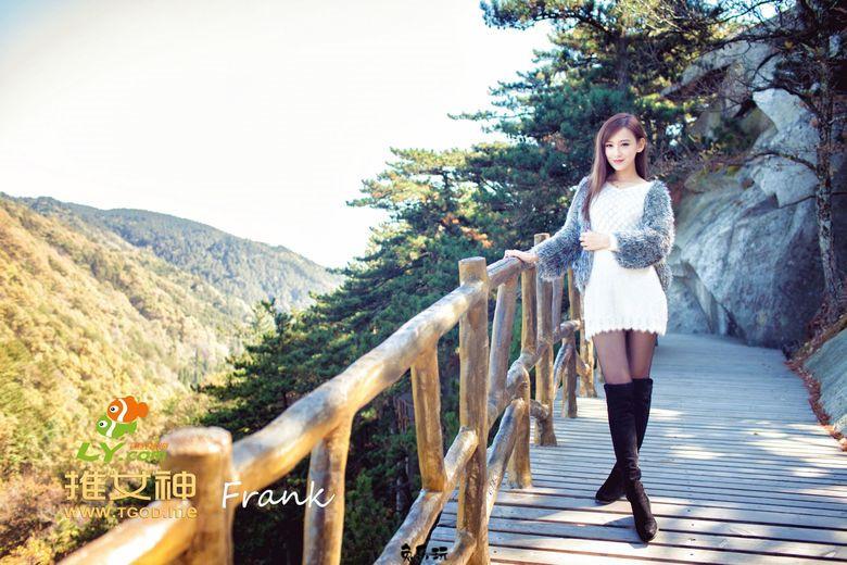[TGOD推女神]最美Showgirl 李玉洁Daisy《女神去哪儿》旅拍写真图片(62P)