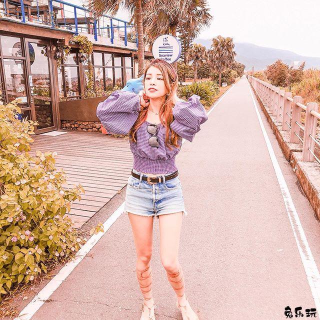 台湾清纯模特Abbie 艾 这样的身材曲线真惹火!快要控制不住了!