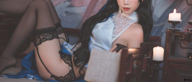 【COS】面饼仙儿作品合集精选丨玉玲珑