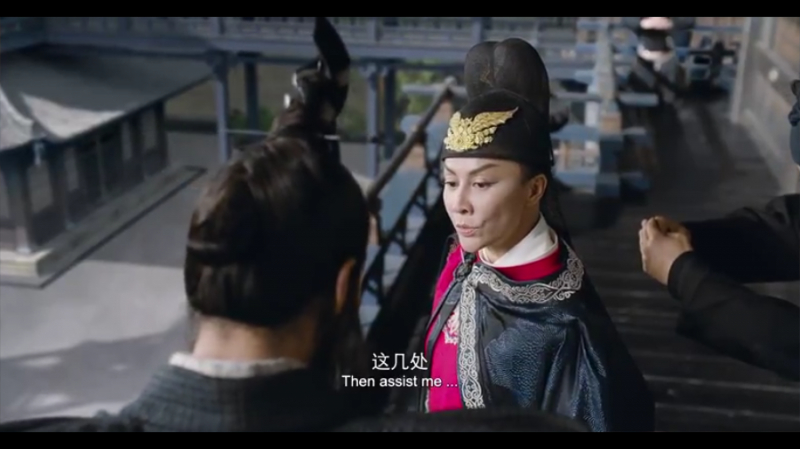 电影推荐:《狄仁杰之四大天王》[HDTC-MP4/2.8G]1080P国语中字