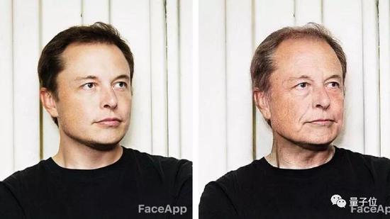 变老滤镜软件Faceapp,看看你40年后的模样  文章推荐  图2