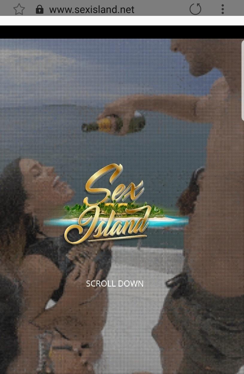 酒池肉林,疯狂的XX计划:「Sex Island」