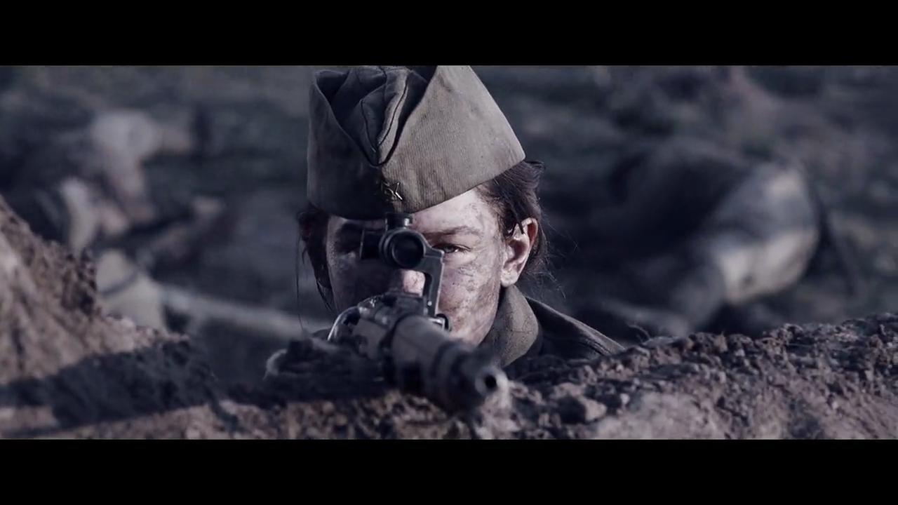 三八节专题:俄罗斯二战电影推荐《女狙击手》,B站可在线