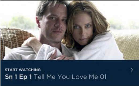 HBO居然有打真军的电视剧!说你爱我 Tell Me You Love Me,美剧天堂 福利吧 第1张