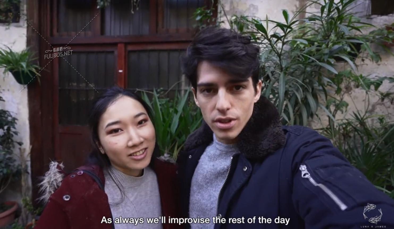 "《PH站博主""LUNAxJAMES""的VlogXX日记》"