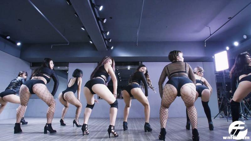 《台湾热舞工作室iDance Studio的肥腻视频-需富强哦!》