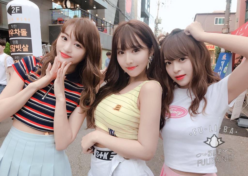 三上悠亚领衔新女团HONEY POPCORN在韩国舞台表演 男人团