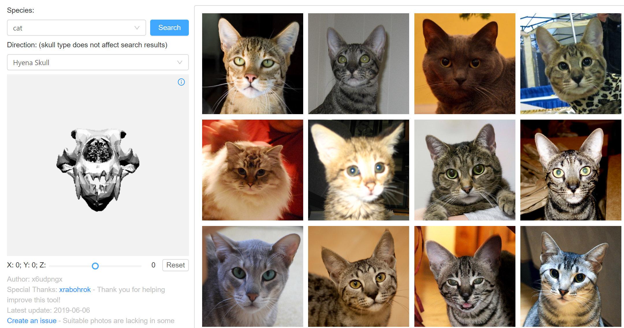 趣味网站分享第七期:油管频道推荐/贴吧趣闻/分子式壁纸生成/GIF工具/动物照片数据库 WordPress 第3张