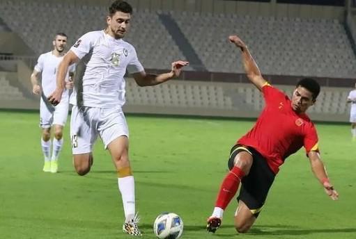热身赛(国足1-1战平残阵叙利亚)