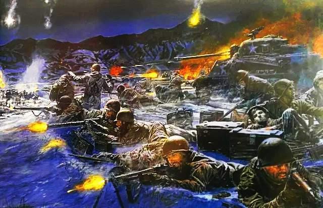 真实的长津湖战役到底什么样?