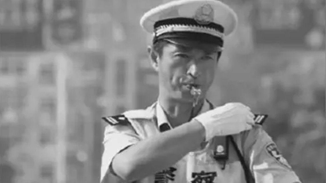 交警李涌不幸牺牲(生前多次提醒喝酒莫开车)