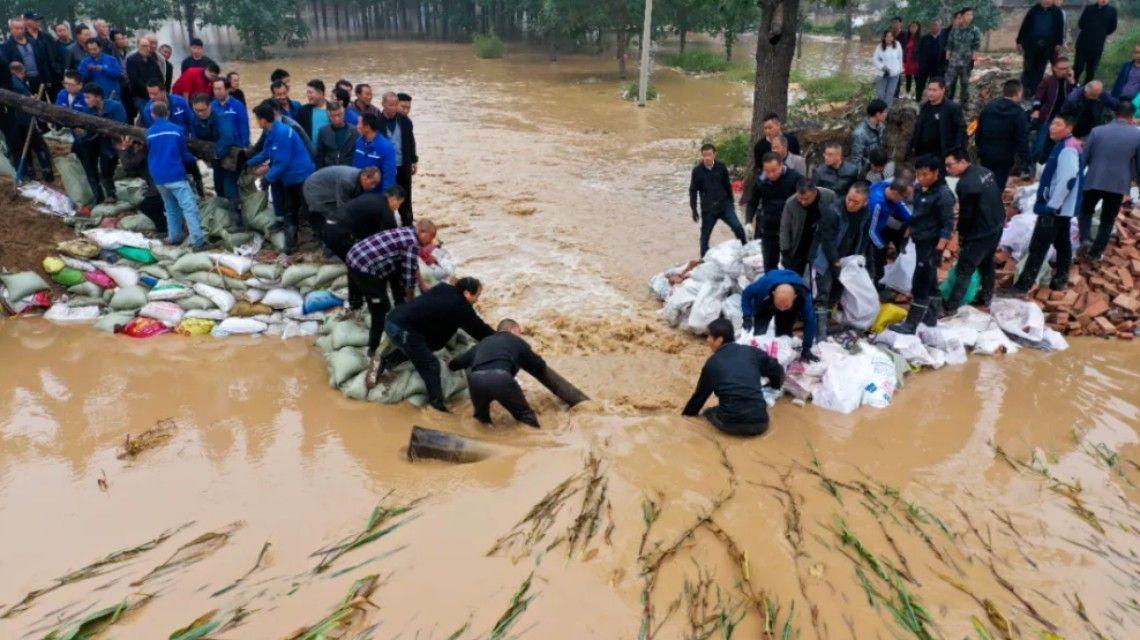 山西洪涝灾害已致175万余人受灾(12.01万人紧急转移)