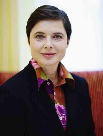 伊莎贝拉·罗西里尼