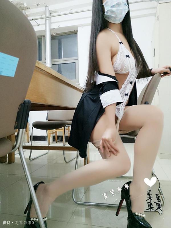PR社女神@夏茉果果之办公室故事 制服+爆乳+高跟+美腿+肉丝[2V/452MB]