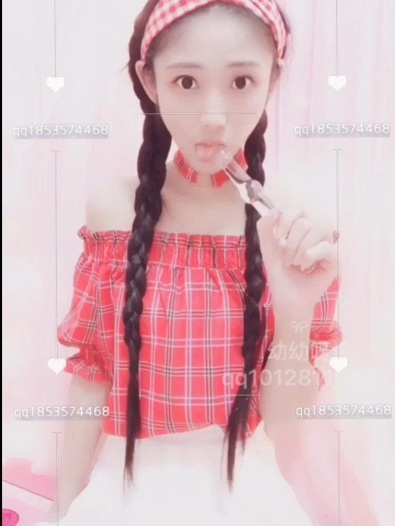 【自购资源】 极品美少女清纯出镜 第二弹 1V
