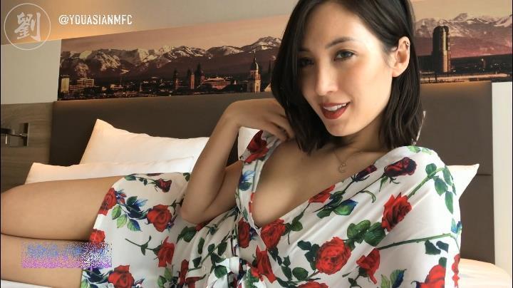 香港混血女神新年大作 中文发音挑逗[1V/486MB]