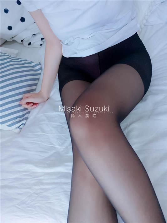 铃木美咲 超薄黑丝连裤袜语调 [45P/1V/967MB]