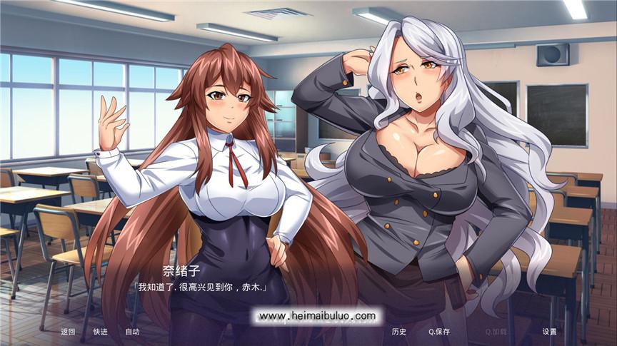 【日式SLG/汉化】得分上垒:Ver1.06 精翻汉化豪华版+全CG【PC+安卓/1G】
