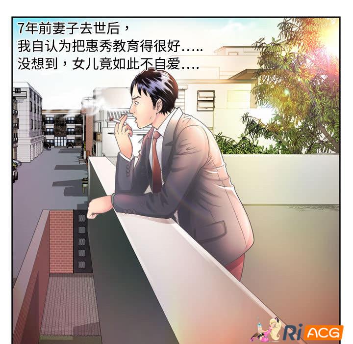 [韩漫]恋上闺蜜的爸爸[1-75话][完结][度盘]