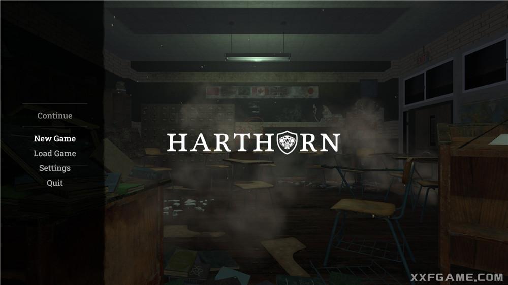 《哈特霍恩》英文版 [7G]