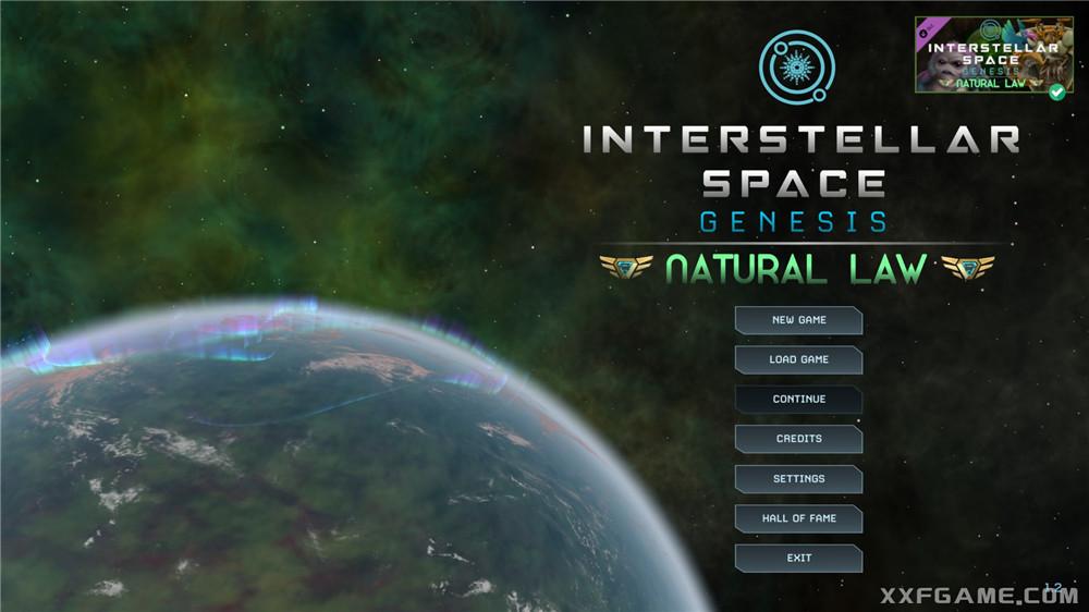 《星际空间:创世纪》V1.2 英文版 [7.19G]