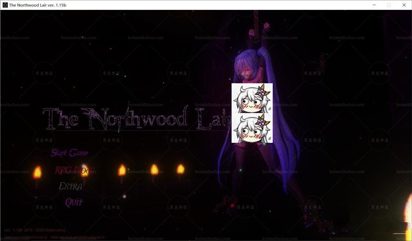 【大型3D游戏/全动态】初音监狱-诺斯伍德巢穴 V1.15B+新妻伴侣V12【19G/全CV】
