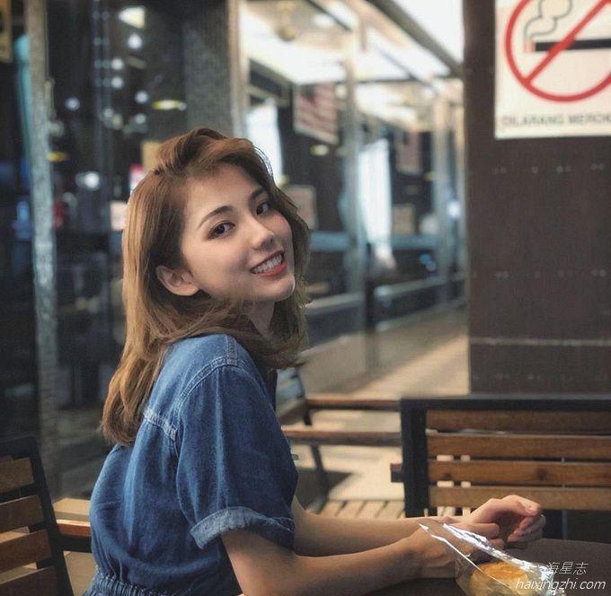Astro国际华裔小姐的8强佳丽,大马超正女飞机师Cecilia方歆儿_1