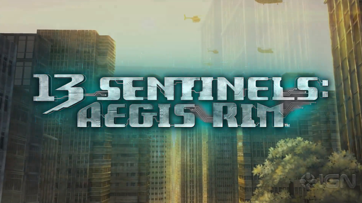 《十三机兵防卫圈Aegis Rim》将于9月登录PS4