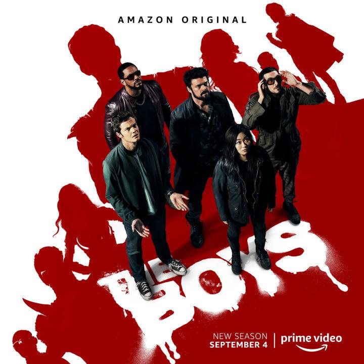 《我们的男孩》第二季将于9月开播