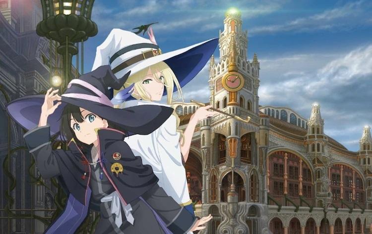 《魔女之旅》动画版PV放出,将于10月开播