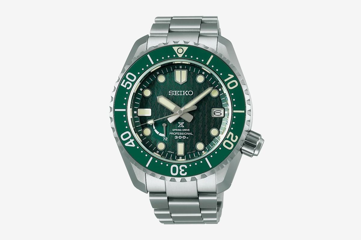 精工手表发布Prospex系列SNR045J1限量款潜水手表
