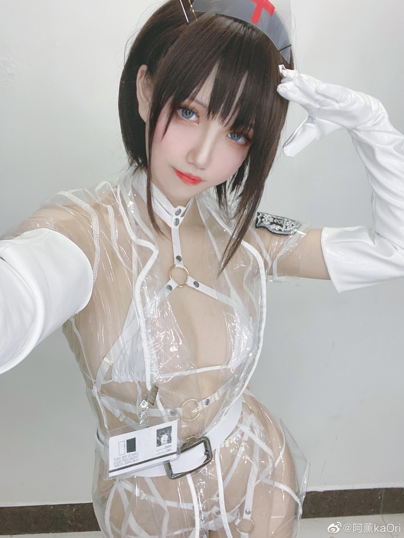 拍了下透明护士~(9P)
