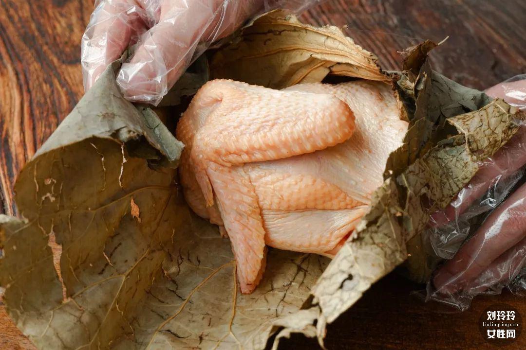 正宗叫花鸡的做法?一样的味道简单做叫化鸡5