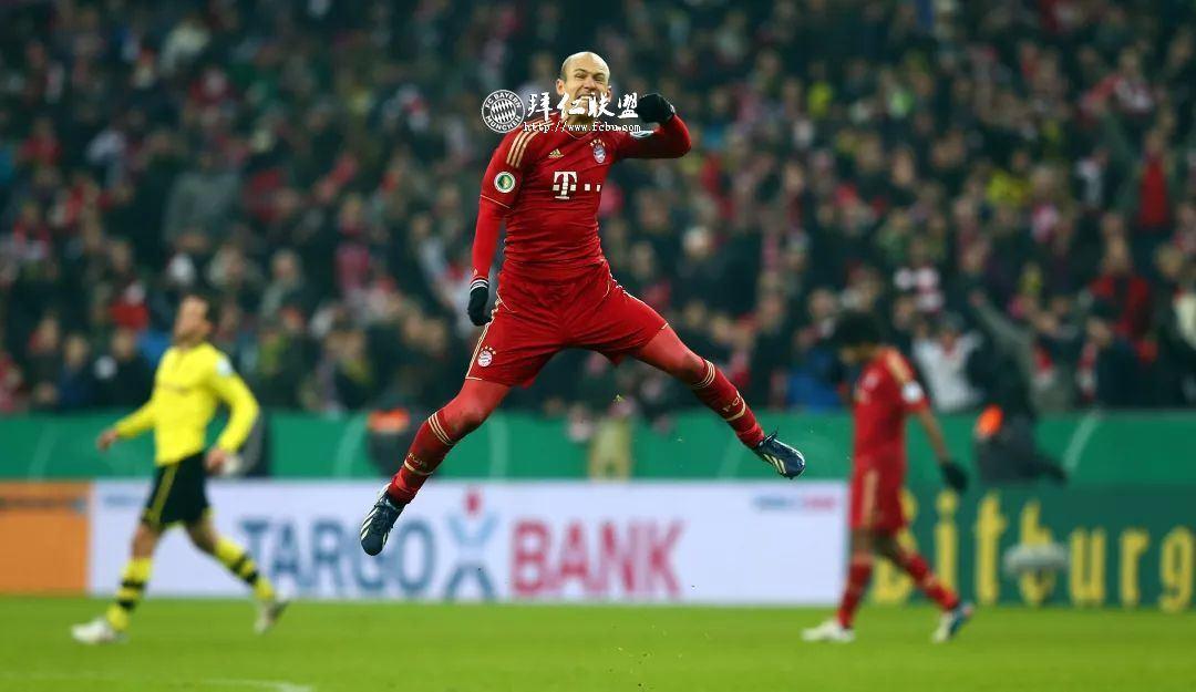 罗本35岁生日快乐!这罗本在拜仁的第10个生日6