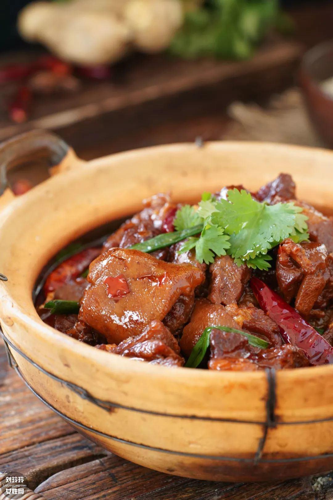 红烧羊肉煲的做法8
