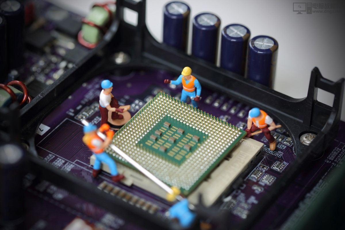 電腦CPU是由那些部分組成的?1