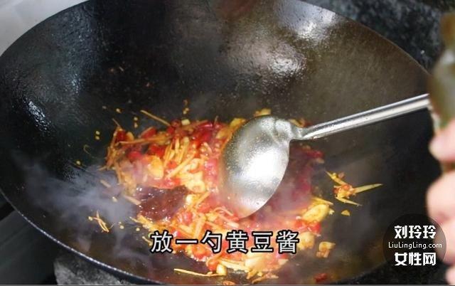 家常香辣鱼的做法 整条香辣鱼的做法8