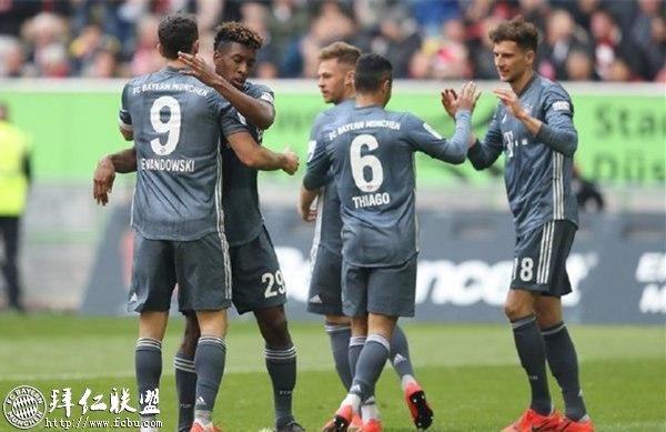 德甲一周回顾 拜仁内讧史 斯图加特保级艰难7