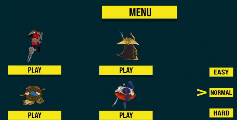 一款玩家自行制作的英雄联盟(LOL)走位小游戏-福禄吧