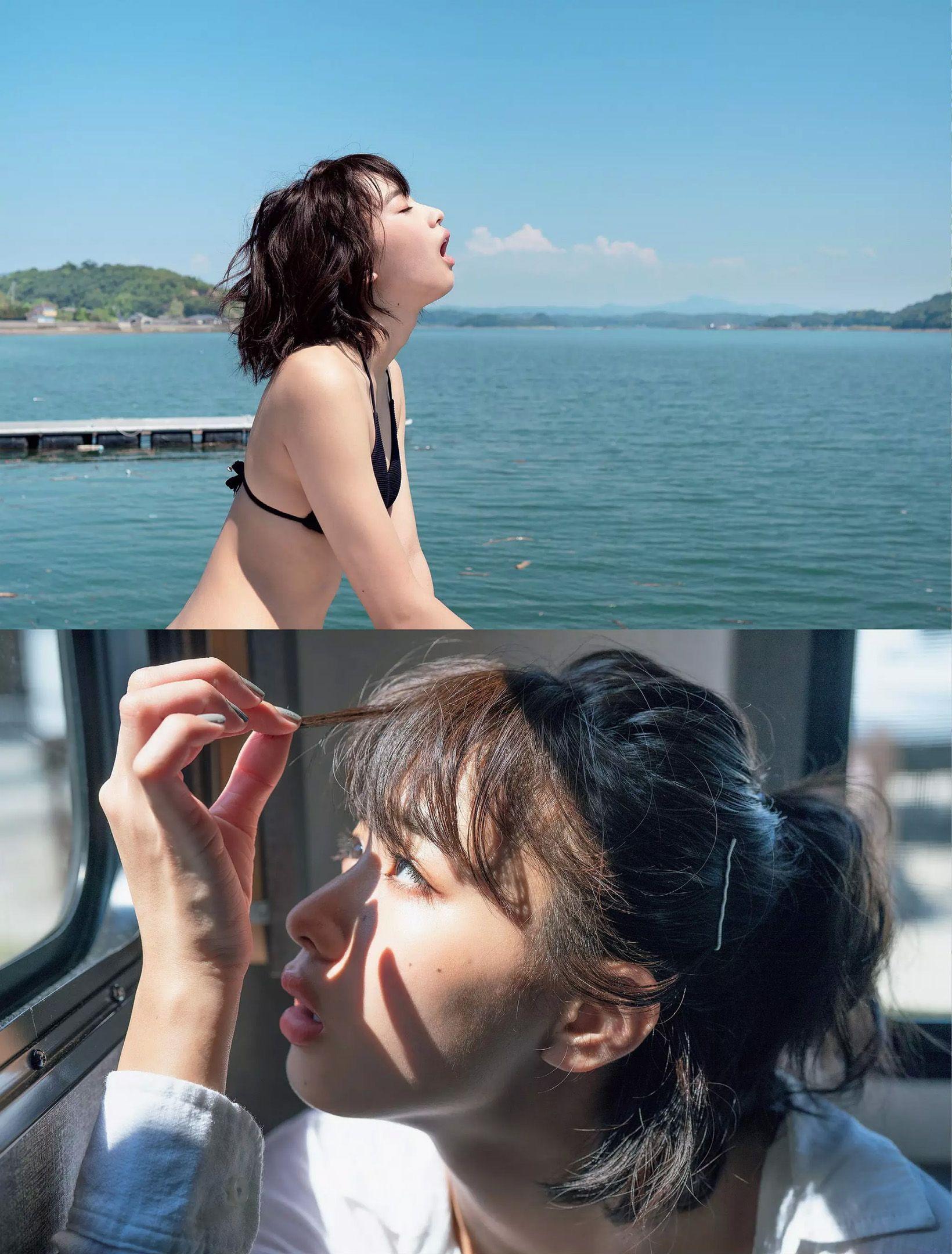 吉田莉樱 栗田惠美-FLASH 2020年12月22日刊-第13张图片-深海领域