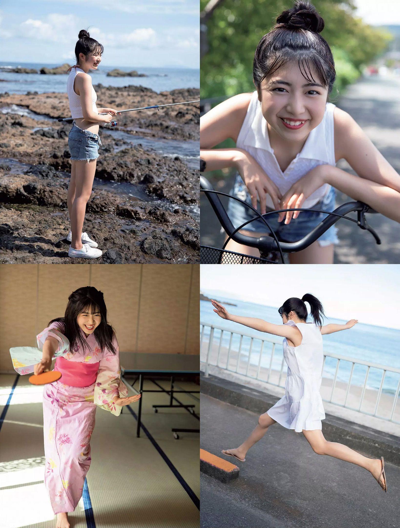 吉田莉樱 栗田惠美-FLASH 2020年12月22日刊-第19张图片-深海领域