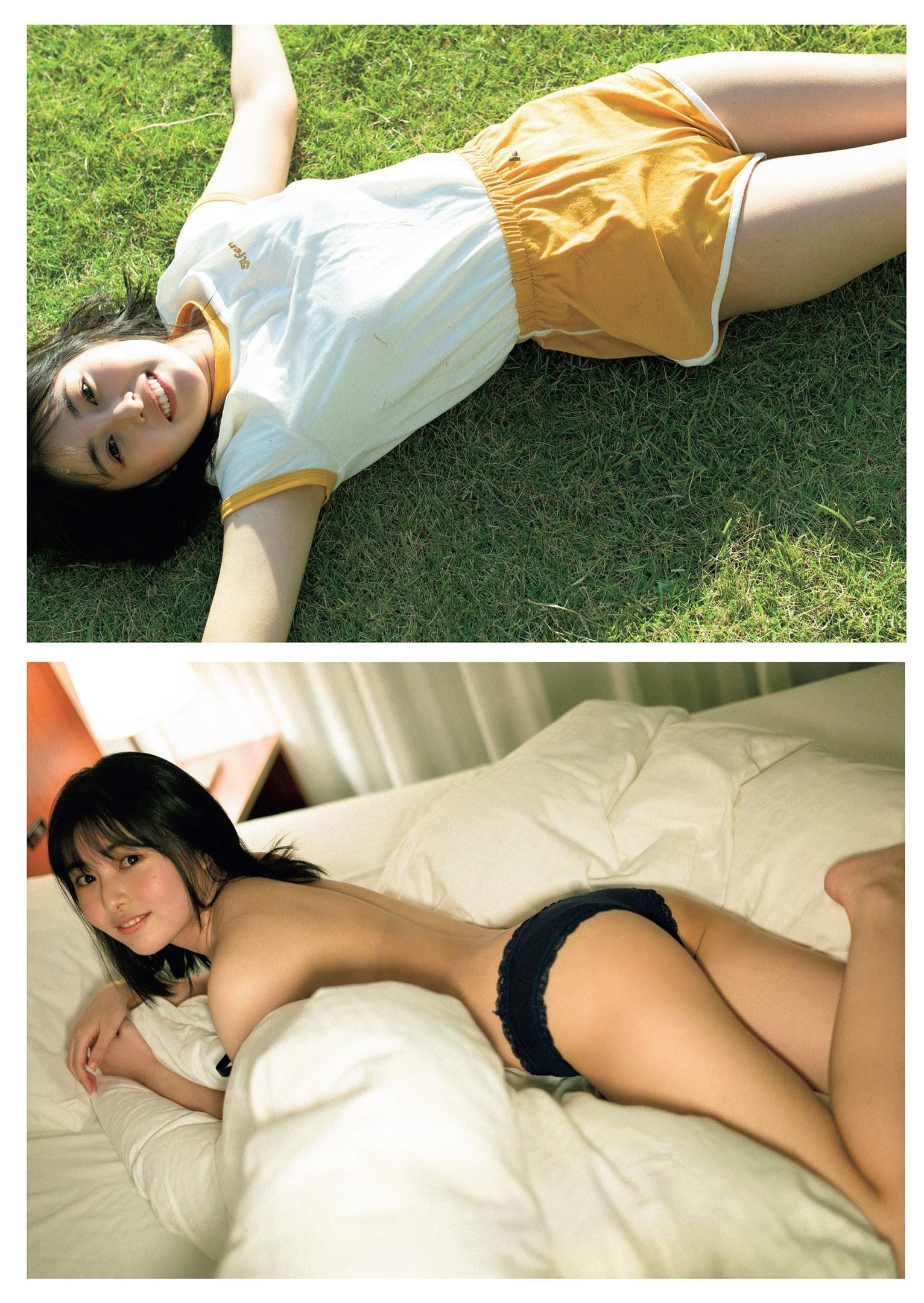 小山璃奈 頓知気さきな 伊藤美来-Weekly Playboy 2021年第十八期 高清套图 第25张