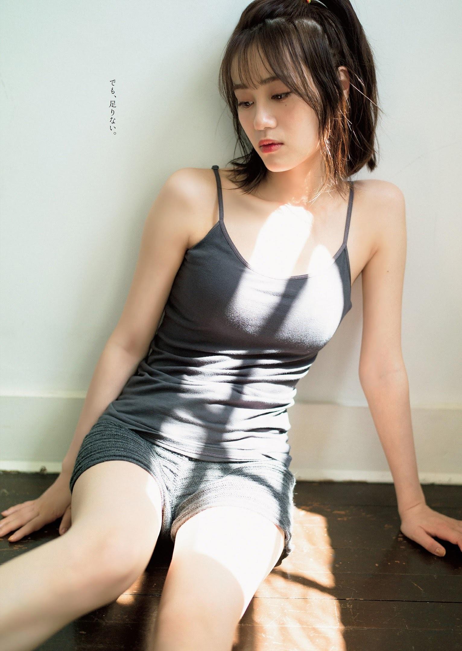 小山璃奈 頓知気さきな 伊藤美来-Weekly Playboy 2021年第十八期 高清套图 第46张