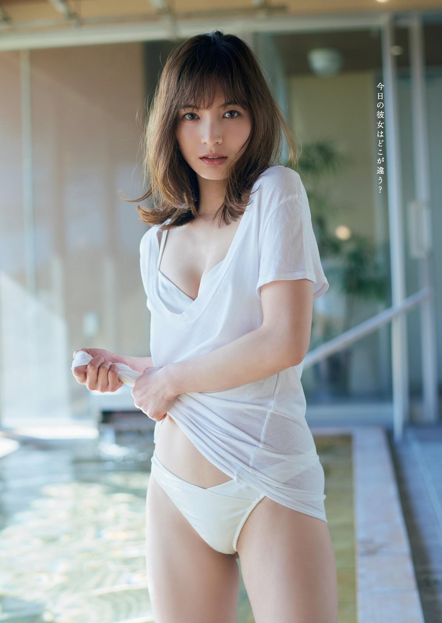 小山璃奈 頓知気さきな 伊藤美来-Weekly Playboy 2021年第十八期 高清套图 第57张
