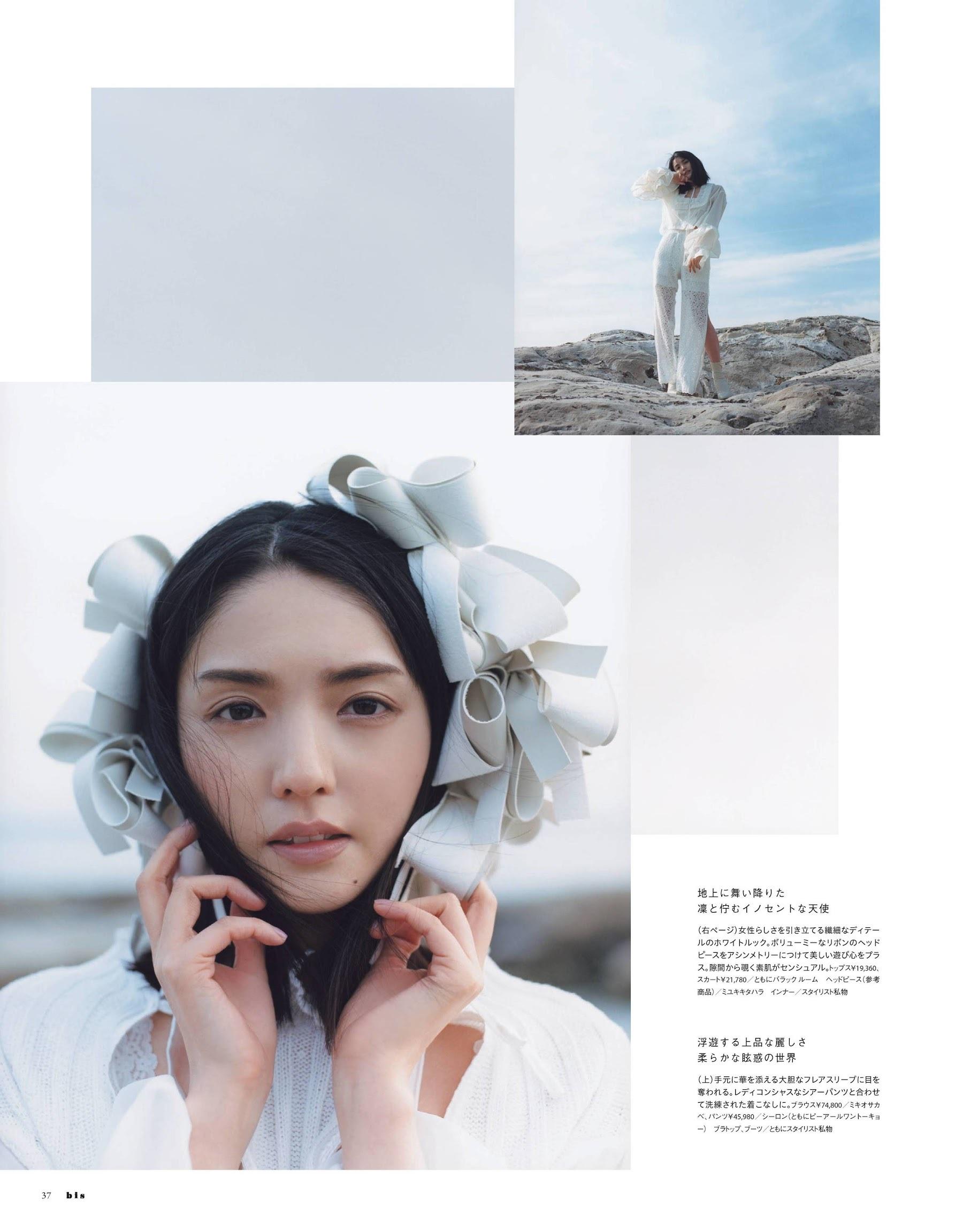宫脇咲良 与田祐希 道重沙由美-bis 2021年第七期  高清套图 第27张