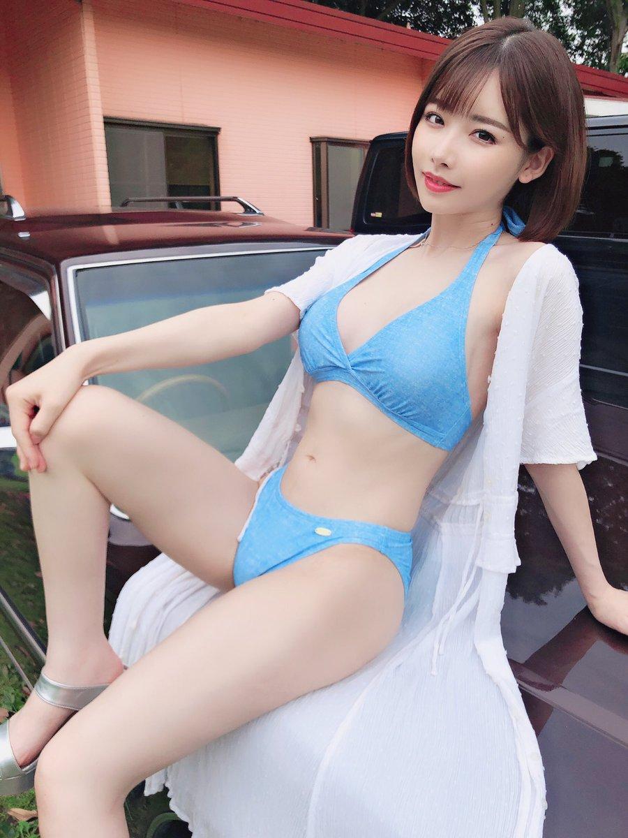 深田咏美&三上悠亚推特写真图片 美图 热图12